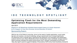 Idc optimizing flash for the most demanding application requirements april 2015.pdf thumb rect large320x180