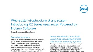 White paper web scale infrastructure at any scale xc series.pdf thumb rect large320x180