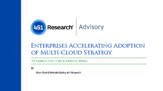 Research 451 report enterprises accelerating adoption of multi cloud strategy.pdf thumb rect large320x180