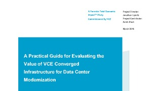 Forrester guide for evaluating the value of vce converged solutions.pdf thumb rect large320x180