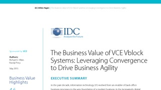 Idc business value of vce vblock systems.pdf thumb rect large320x180