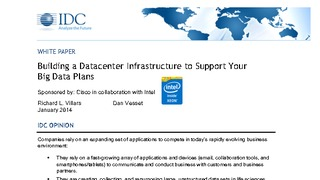 Idc report building a data center infrastructure to support your big data plans.pdf thumb rect large320x180