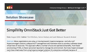 Esg report simplivity omnistack just got better.pdf thumb rect large320x180