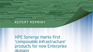 451 report hpe synergy marks first composable infrastructure.pdf thumb rect large320x180