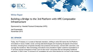 Idc report building a bridge to the 3rd platform with hpe composable infrastructure.pdf thumb rect large320x180
