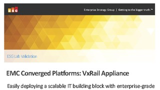 Esg report vxrail appliance lab validation.pdf thumb rect large320x180