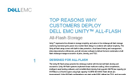 Top reasons why unity all flash storage wp.pdf thumb rect larger