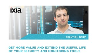 Solution brief   get more value and extend the useful life of your security and monitoring tools.pdf thumb rect large320x180