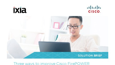 Solution brief   three ways to improve cisco firepower deployments with ixia bypass solutions.pdf thumb rect larger