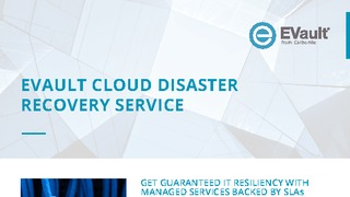 Evault cloud disaster recovery service.pdf thumb rect large320x180