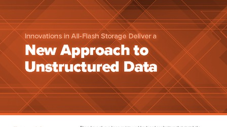 Innovations in all flash storage deliver a new approach to unstructured data.pdf thumb rect larger