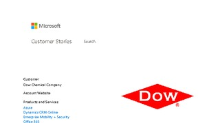 Dow speeds access to apps and data to solve real world problems.pdf thumb rect large320x180