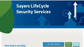 Sayes lifecycle security services data sheet.pdf thumb rect large320x180