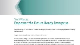 Top 5 ways to empower the future ready enterprise.pdf thumb rect large320x180