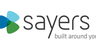 Sayers logo.png thumb rect small