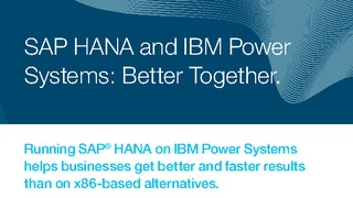 Sap hana and ibm power systems better together.pdf thumb rect large320x180