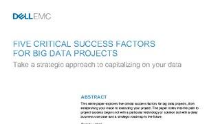 Dell emc five critical success factors for big data projects.pdf thumb rect large320x180