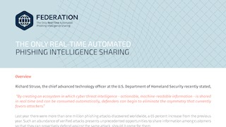 Introducing the only real time automated phishing intellingence sharing.pdf thumb rect large320x180