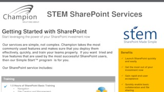 Stem sharepoint services brochure.pdf thumb rect large320x180