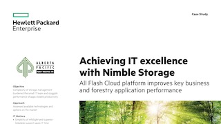 Case study  achieving it excellence with nimble storage.pdf thumb rect large320x180