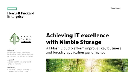 Case study  achieving it excellence with nimble storage.pdf thumb rect larger