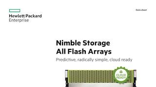 Datasheet   hpe nimble storage all flash array.pdf thumb rect large320x180