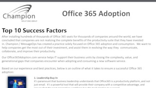 Office 365 adoption   top 10 success factors brochure  1 .pdf thumb rect large320x180