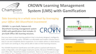 Crown lms and gamification sharepoint brochure.pdf thumb rect large320x180