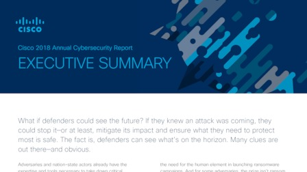 Cisco cybersecurity report executive summary.pdf thumb rect larger