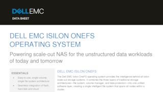 Dell emc isilon onefs operating system.pdf thumb rect large320x180
