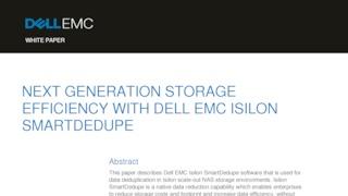 Next generation storage efficiency with dell emc isilon smartdedupe.pdf thumb rect large320x180