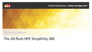 Esgtechvalidation hpesimplivity380allflash july2017 15052273701529570.pdf thumb rect large320x180