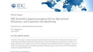 Hpe simplivity hyperconvergence drives operational efficiency.pdf thumb rect large320x180