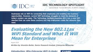 Wp idc evaluating 802.11ax wi fi standard.pdf thumb rect large320x180