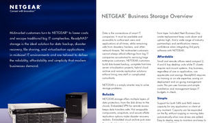 Netgear readynas business storage brochure.pdf thumb rect large320x180