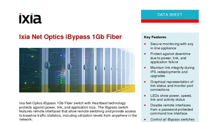 Data sheet ixia net optics ibypass 1gb fiber.pdf thumb rect larger