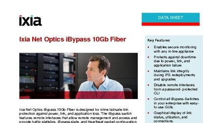 Data sheet ixia net optics ibypass 10gb fiber.pdf thumb rect larger