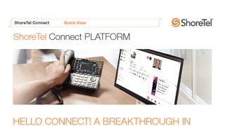 Shoretel connect platform quick view.pdf thumb rect large320x180