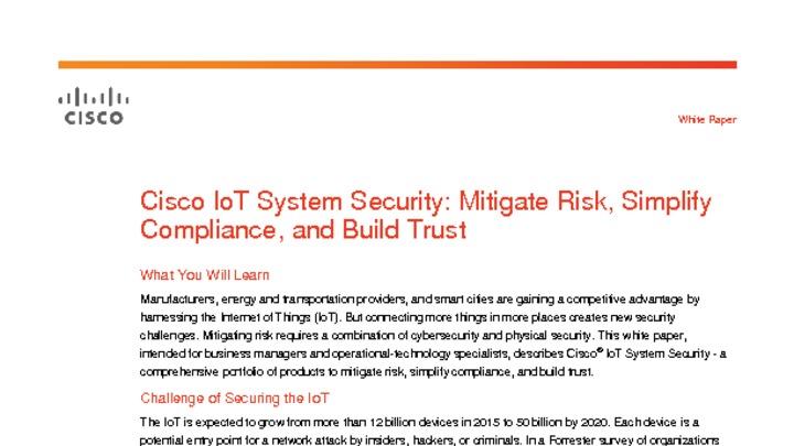 Cisco Security Pdf