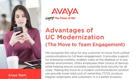 Avaya One X Phone System Solutions
