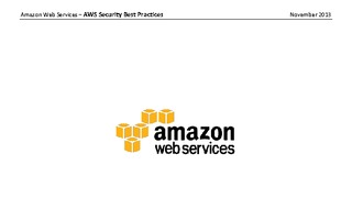 AWS Reference Architectures Library - Austin, United States of