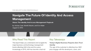 Identity and Access Management Resource Library
