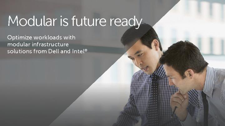 Dell PowerEdge VRTX Showcase - Irvine, United States of America