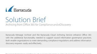 Barracuda Essentials for Office 365 - Boca Raton, United