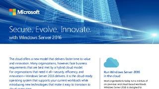 Windows Server - | Microsoft BusinessLive Showcase on InXero