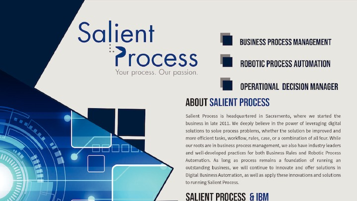 Resources - Sacramento, United States of America | Salient Process