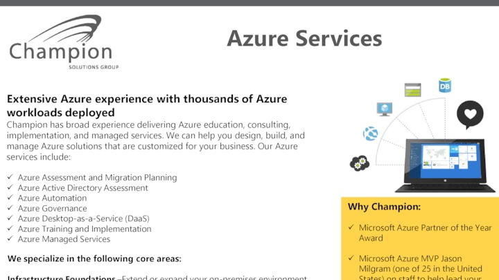 Azure Apps & Infrastructure - Boca Raton, United States of