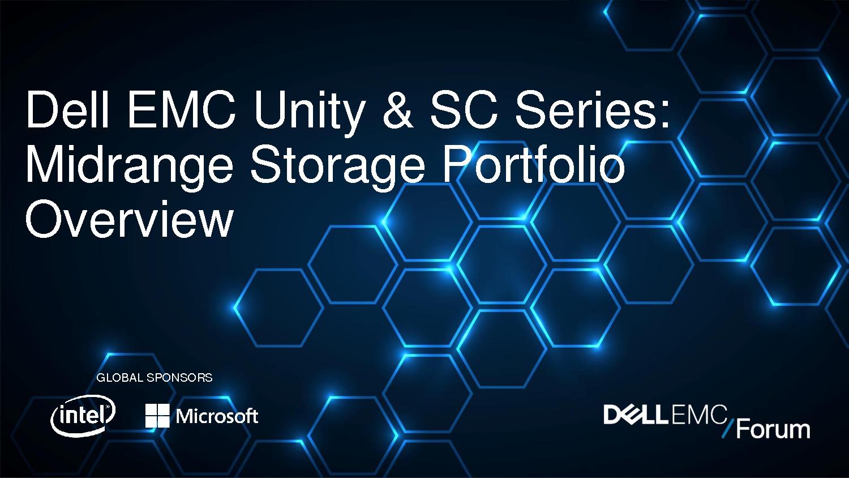 Dell EMC Compellent - Hopkinton, United States of America | Dell EMC