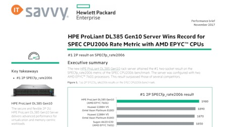 Hewlett Packard Enterprise - ITsavvy - ITsavvy