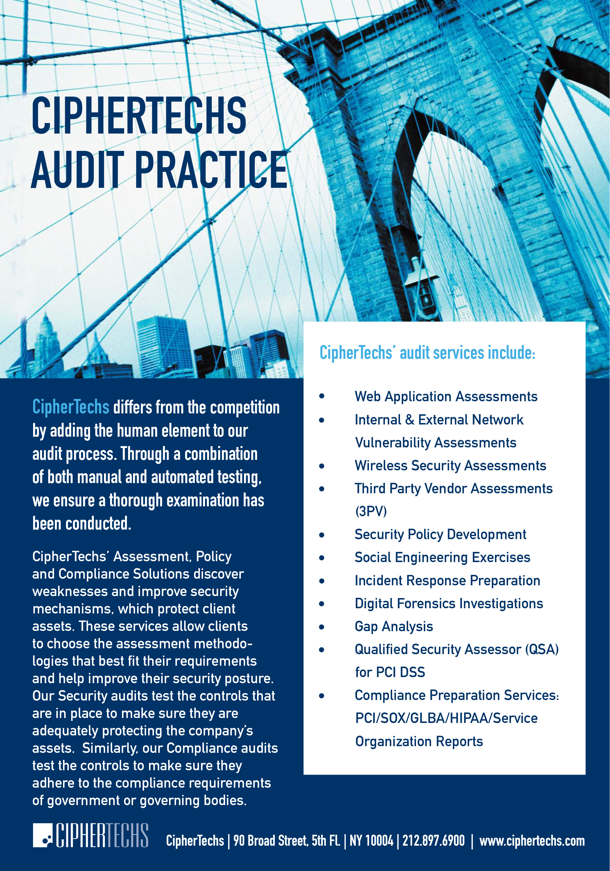 Policy & Compliance Showcase - New York, United States of America
